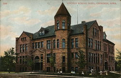 Lincoln School Bldg.