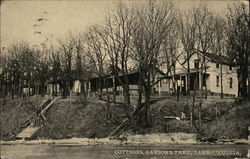 Cottages, Larson's Park, Lake Wausesa