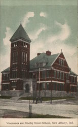 Vincennes and Shelby Street School