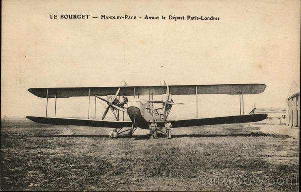 Le Bourget Aircraft