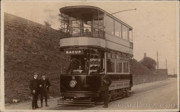 Bacup Trolley Waterfoot England