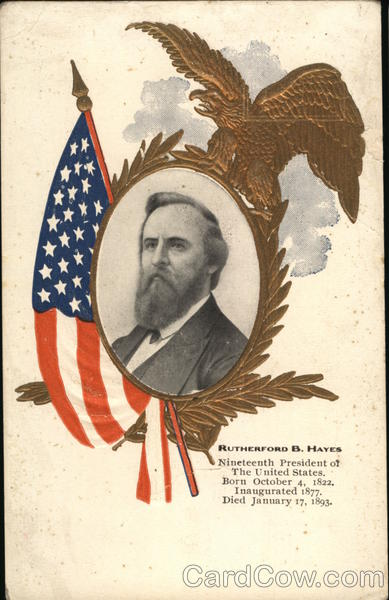 Rutherford B. Hayes Presidents