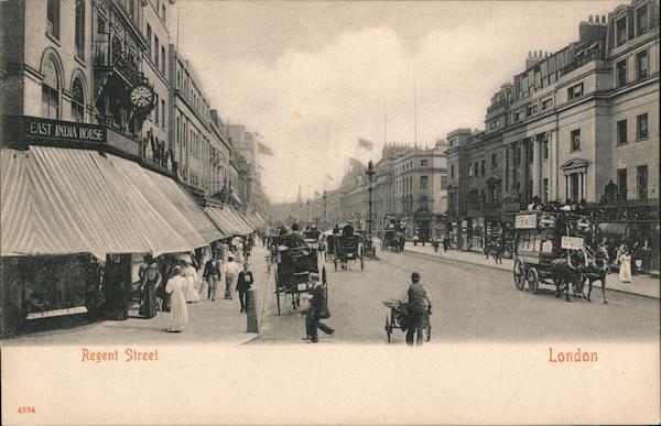 Regent Street London England