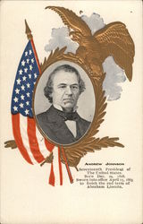 Andrew Johnson, Seventeenth President of The United States