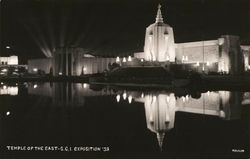 Temple of the East, Golden Gate International Exposition '39