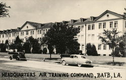Headquarters of Air Training Command at Barksdale Air Force Base