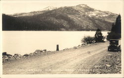 Donner Lake & S.P. Snow Shed