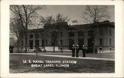 U.S. Naval Training Station