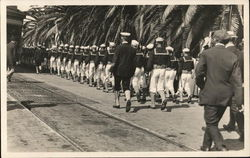 Naval March from Rear