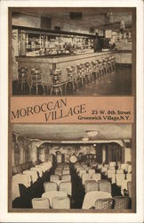 Moroccan Village, 23 W. 8th Street