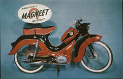 Magnificent! Magneet Motorbike