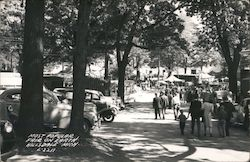 The Most Popular Fair on Earth - Hillsdale County Fair Postcard