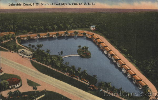 Lakeside Court Fort Myers Florida