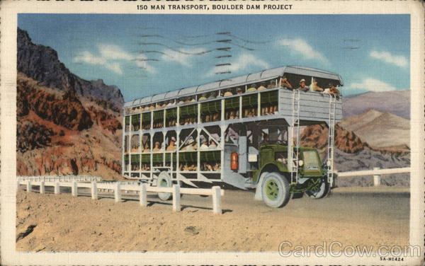 150 Man Transport Boulder Colorado Buses