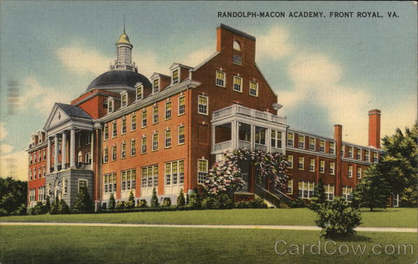 Randolph-Macon Academy Front Royal Virginia
