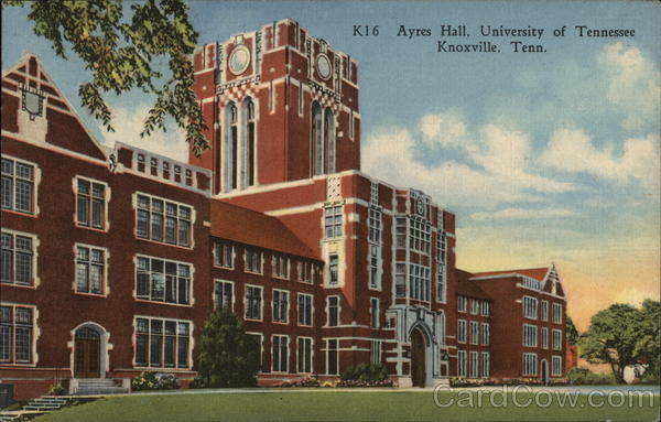 University of Tennessee - Ayres Hall Knoxville