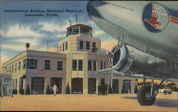 Administration Building, Municipal Airport, J22