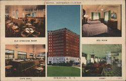 Views of Hotel Jefferson-Clinton