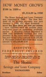 The Home Savings and Loan Company - How Money Grows