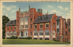 Physics Building, Mount Holyoke College