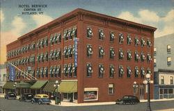 Rutland Vermont Vintage Postcards Images