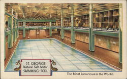 Hotel St. George - Salt Water Swimming Pool