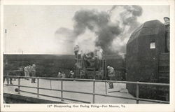 12 Disappearing Gun During Firing