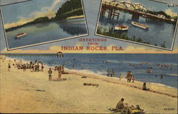 Greetings from Indian Rocks, Fla.