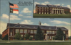 Moore Hall, State Teachers College
