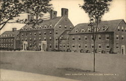 Girls' Dormitory, R.I. State College