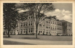 Home Economics Building, R.I. State College