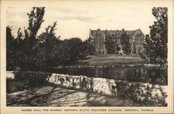 Morse Hall for Women, Emporia State Teachers College