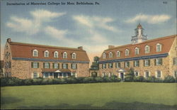 Dormitories of Moravian College for Men