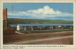 Marshall's Ranch House Motel
