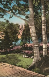 Garden at Islington, Les Cheneaux Islands