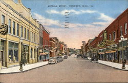 Suffolk Street Postcard