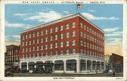 New Hotel Owosso, Jay Terbush, Manager