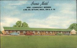 Scenic Motel, New - Completely Modern