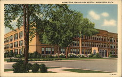Muskegon Senior High School