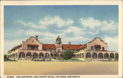 The Castaneda - Fred Harvey Hotel