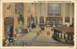 Grand Lobby, The Union Station