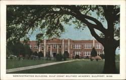 Administration Building, Gulf Coast Military Academy