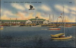 Yacht Club and Small Craft Harbor