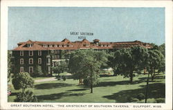 Great Southern Hotel, The Aristocrat of Southern Taverns