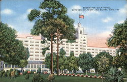 Edgewater Gulf Hotel, Between Gulfport and Biloxi, Miss.