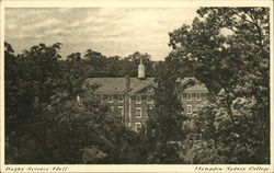Bagby Science Hall, Hampden-Sydney College