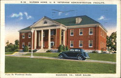 Nurses Home, U.S. Veterans Administration Facility