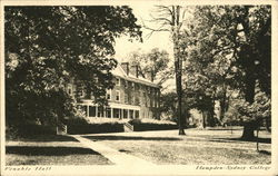 Venable Hall, Hampden-Sydney College