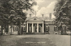 Monticello - East Front