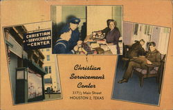 Christian Servicemen's Center